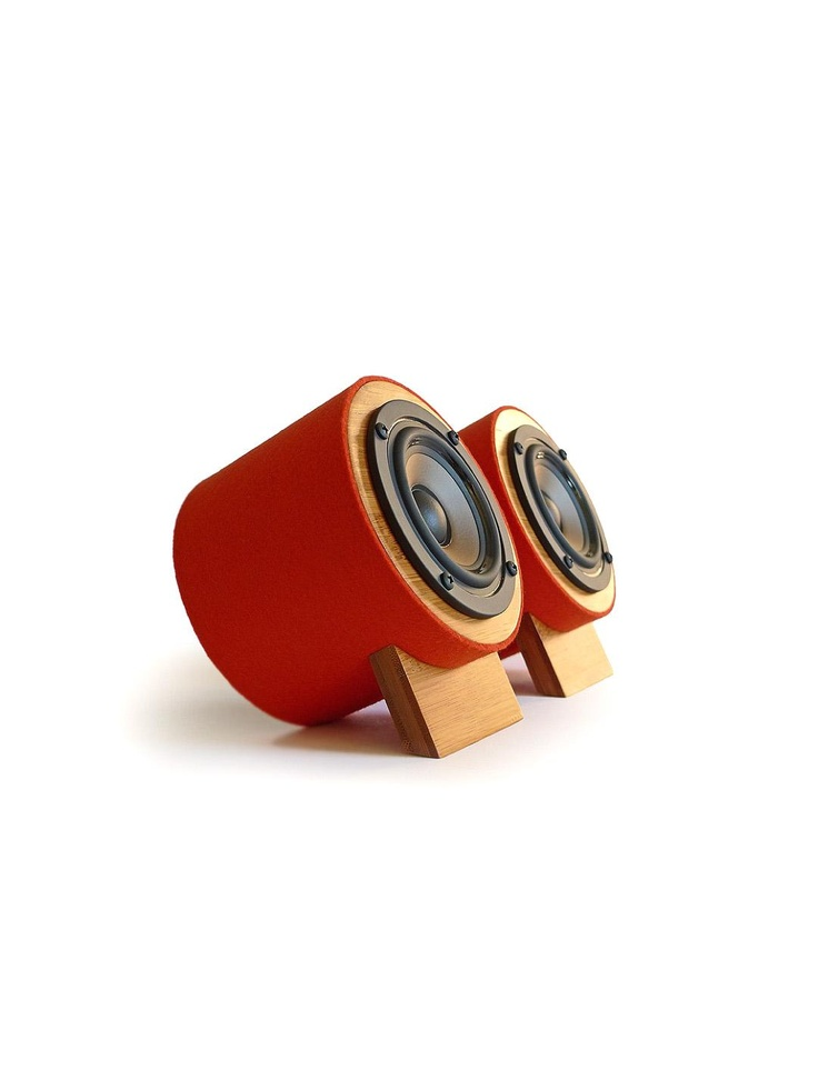 Well Rounded Sound & Simple Design - Yorkie Speakers | VAULT
