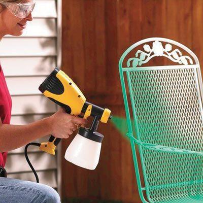 Wagner Control Spray HVLP Power Paint Sprayer — Model# 0417005