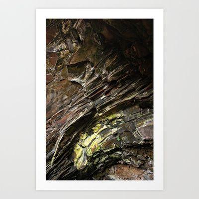 ana kai tangata 1 Art Print by Marcela Ponce - $18.72 Isla de Pascua