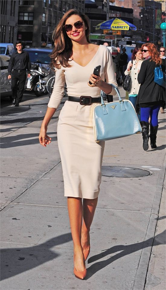 Miranda's way - Glamour.it