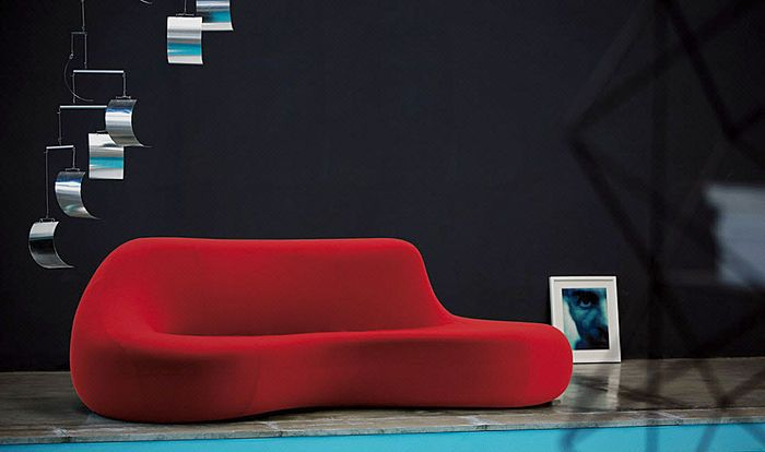 Pop Art Furniture  Pop art design sofa KOOCHY by Karim