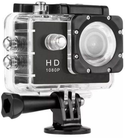 Star Full HD 1080P 2.0 inch Waterproof Sports Action Camera DV DVR Helmet Camera Sports DV Camcorder 120 Degree Wide Lens For Bike Motorcycle Diving Swimming Skiing Black, review and buy in Cairo, Alexandria and rest of Egypt | Souq.com