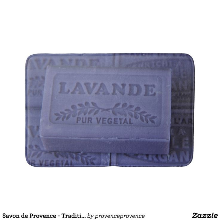 Savon de Provence - Traditional French Soap Bath Mat
