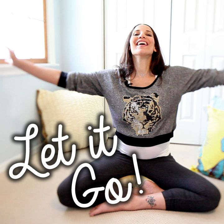 how to let go during meditation