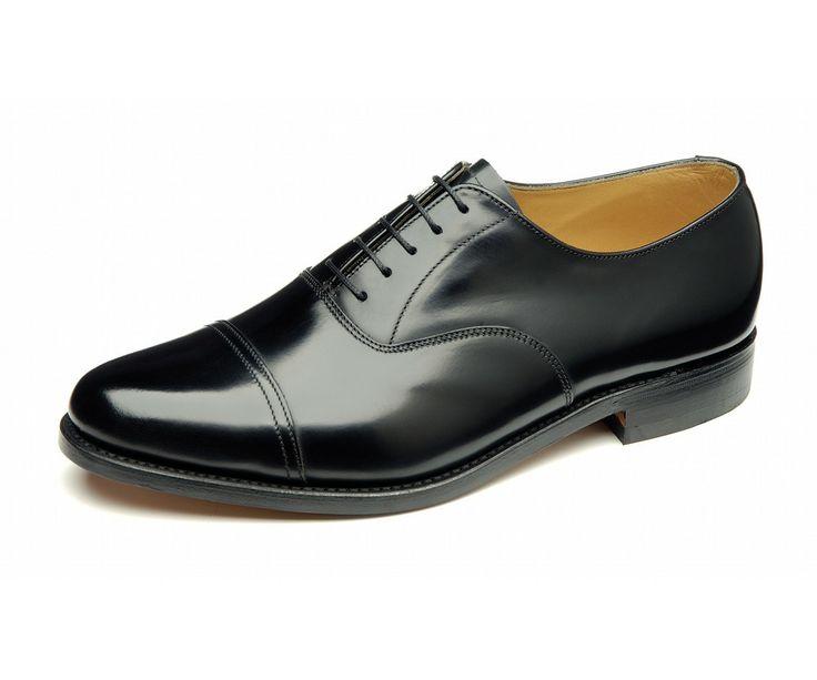 Loake Elland  men's leather toe cap shoe  http://www.robinsonsshoes.com/loake-elland.html