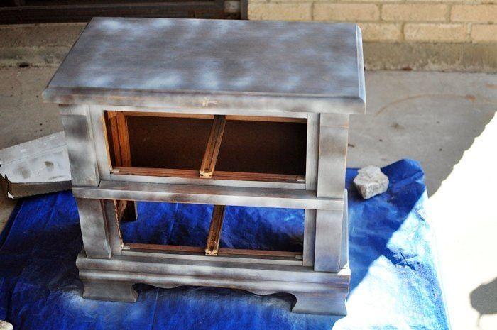 DIY restore furniture