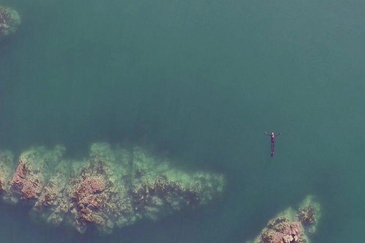 Want to feel like you're flying? Go underwater @daanverhoeven