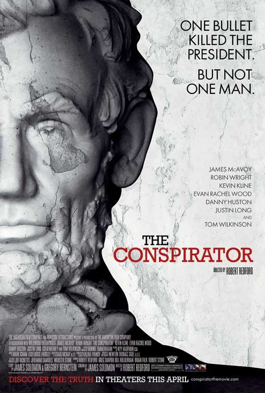 The Conspirator 11x17 Movie Poster (2010)