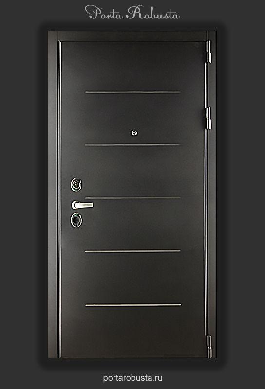 Элитная металлическая дверь в квартиру на заказ в Москве Evolution Security