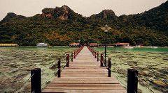 // Malaysia: island life  Filmed and shot on location in Malaysia: Kota Kinabalu Park, Tropical Garden, The Poring Hot Springs, Sepilok Orangutan Sanctuary, Kuching…