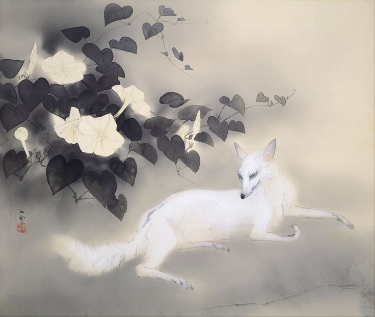 夏夕-Kayu by Kansetsu Hashimoto