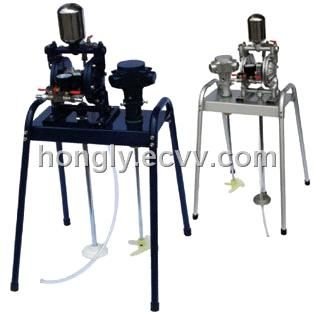 Auto-Agitating DP Pump - Diaphragm Pump AP-4 (AP-4) - China paint mixer pump