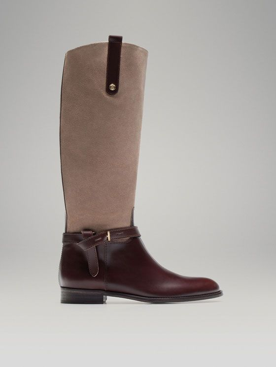 COMBINED RIDING BOOT