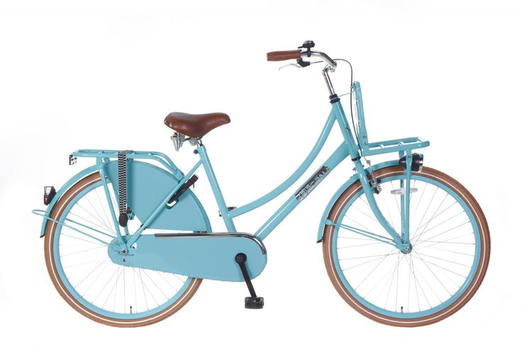 Bicicleta holandesa Daily Dutch Basic  26  color azul