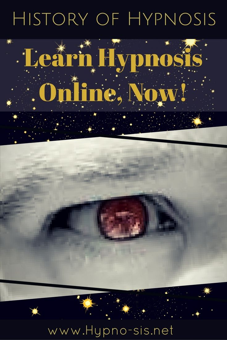 Learn the Truth about Hypnosis! http://www.hypno-sis.net/