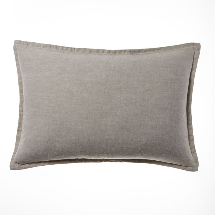 Created from superior quality linen for a relaxed textured approach to home styling, the Belgian Vintage Washed Linen cushions offer a timeless quality. Available in a range of colours and sizes to suit your home decor.