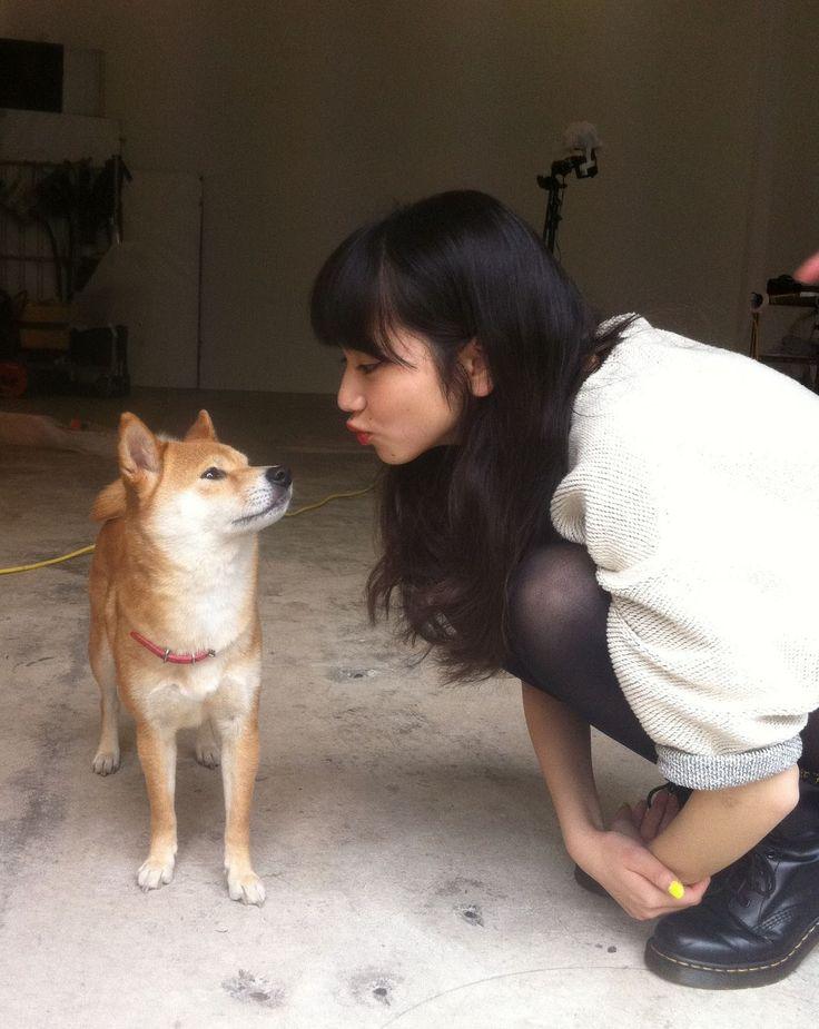 Nana Komatsu is a darling