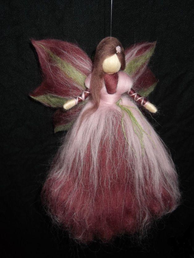 Geschenke für Frauen - Fee aus Märchenwolle - ein Designerstück von sommerli bei DaWanda