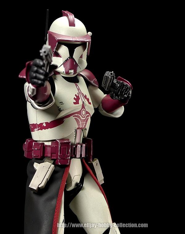 Star Wars - Clone Commander Fox