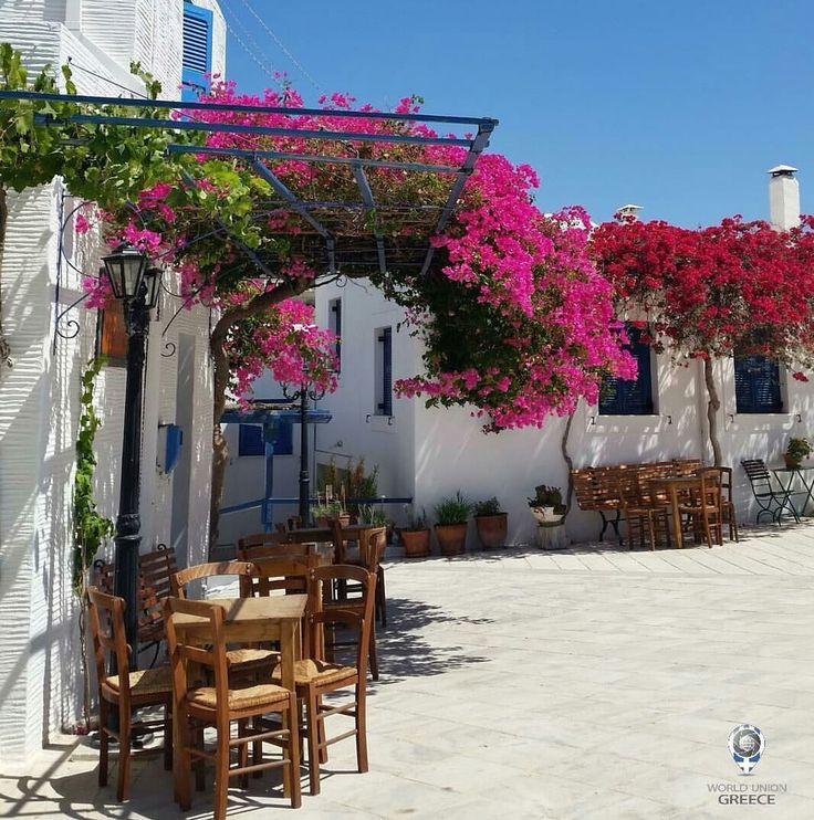 Lefkes, Paros Island