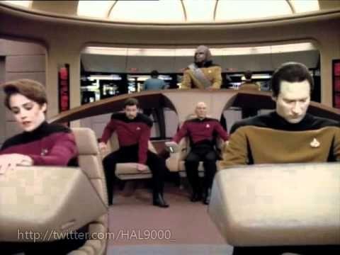 Apple kills Star Trek - This video is funny!!