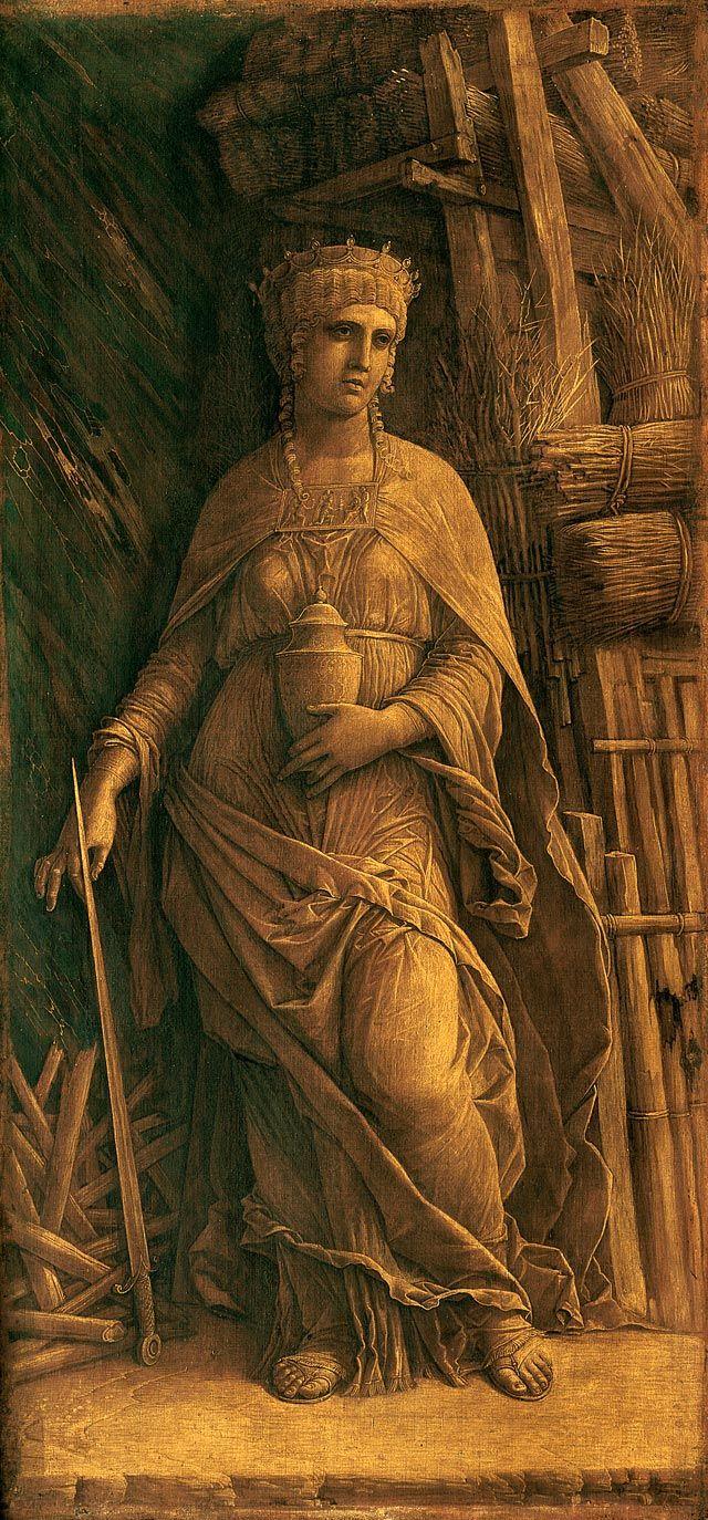 Andrea Mantegna - Dido