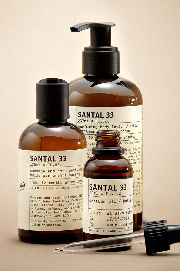Get acquainted with Le Labo's 14 unisex scents that are made to order and made to endure.