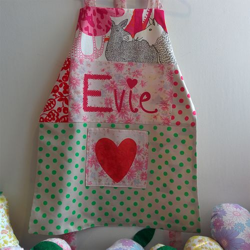 Custom Aprons available