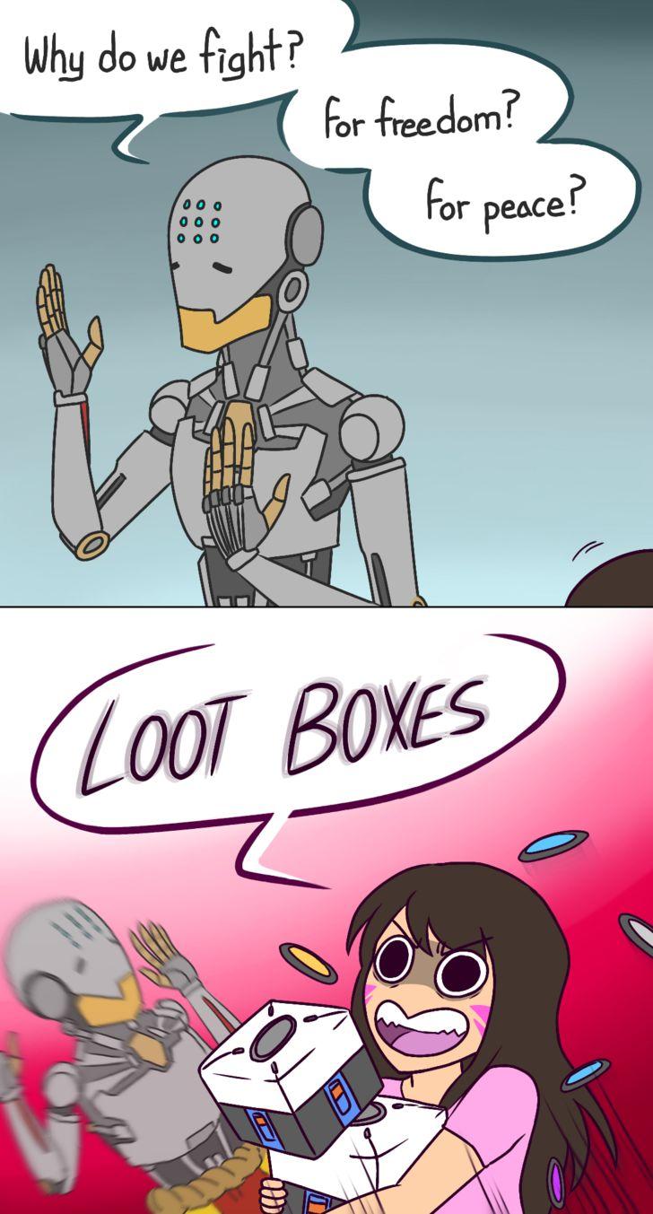 Overwatch comics imgur