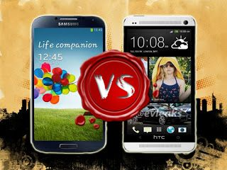 Which would be The Best Samsung Galaxy S4 vs HTC One? | Android Specification Reviews