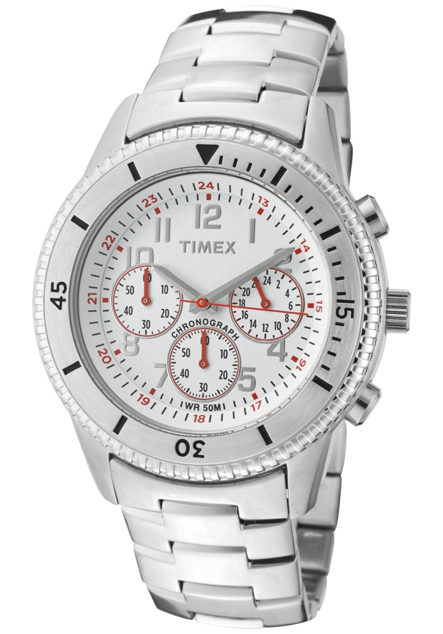 Price:$65.48 #watches Timex 2N160, Collectively matching anyone's style, this trendy Timex, with its cool, bold design, will elegantly go with any outfit.