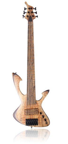 Custom E-Bass Aphrodite 6-String