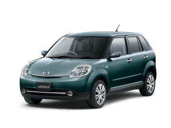Mazda Verisa L '06.2005–pr.