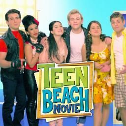 teen beach movie disney channel