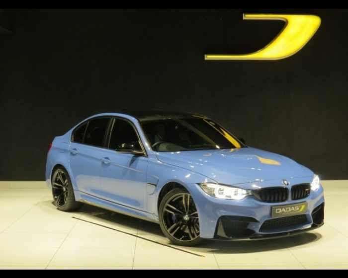 2015 BMW 3 SERIES M3 M-DCT (F80) , http://www.dadasmotorland.co.za/bmw-3-series-m3-m-dct-f80-used-automatic-for-sale-benoni-gauteng_vid_6319587_rf_pi.html