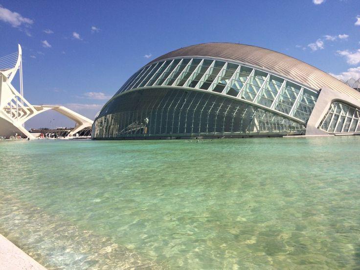 Deze 'stad van de kunst en wetenschap' is één van de nieuwste projecten van Valencia en bestaat uit 4 gebouwen waarin belangrijke culturele hoogstandjes terug te vinden zijn.