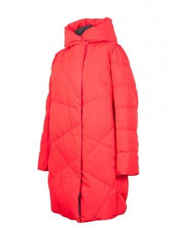 Пальто (красный)