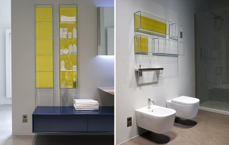 Wall cabinets furnishing ice antonio lupi arredamento e accessori da bagno wc arredamento - Antonio lupi accessori bagno ...