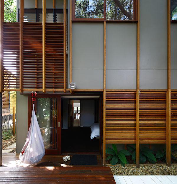 Geometric pattern home design