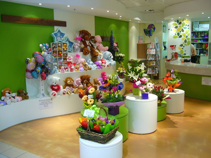 Flower Shop Interior Design