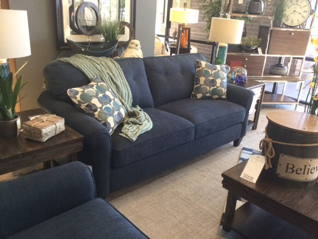 LaZBoy Laurel Sofa In Store Picture