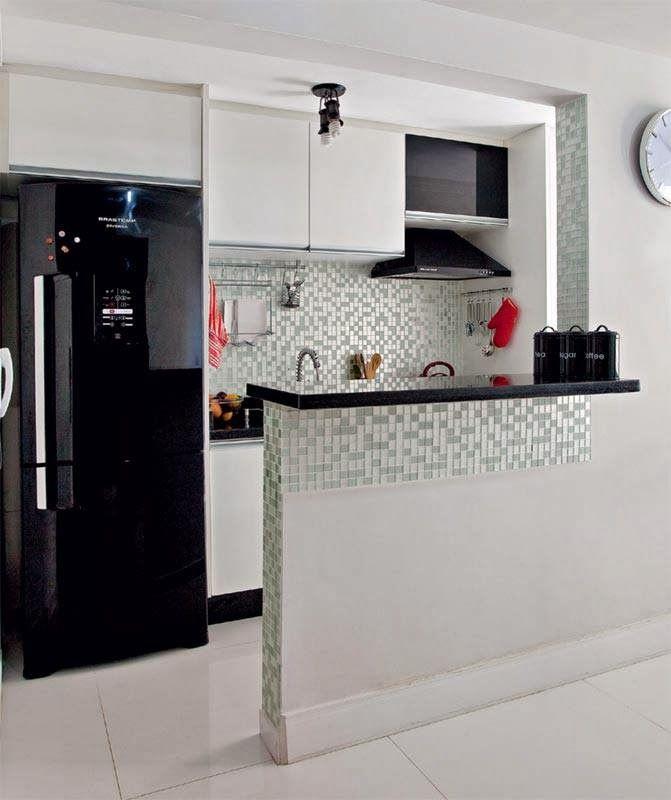 Top 10: Cozinhas Modernas Decoradas!!!