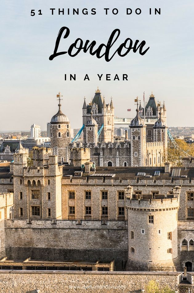 Things to Do in London in 2018