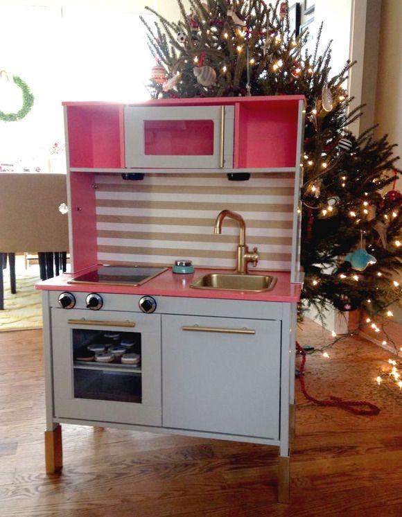 Las 25 mejores ideas sobre cocina juguete madera en for Cocina de juguete
