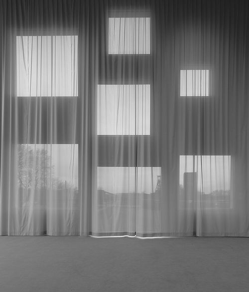 Zollverein School of Management and Design / SANAA - Essen - Germany Architects:Kazuyo Sejima  Ryue Nishizawa http://decdesignecasa.blogspot.it