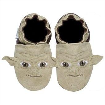 Yoda shoes