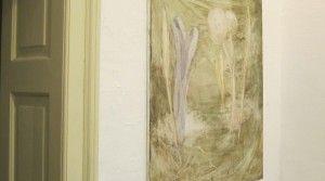 Andreas Horsky, Das Paar, 2012, Mischtechnik auf Leinwand, 80x65cm Anna25 Oktober Ausstellung München 2012