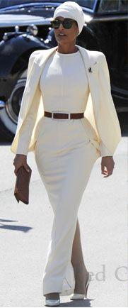 Sheika Mozah bint Nasser Al Missned, wife of the Emir of Qatar