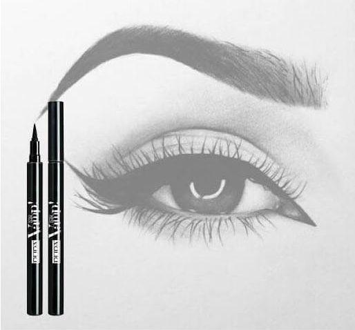 #pupa #eyeliner #styloliner #eyelashes #eye #make-up