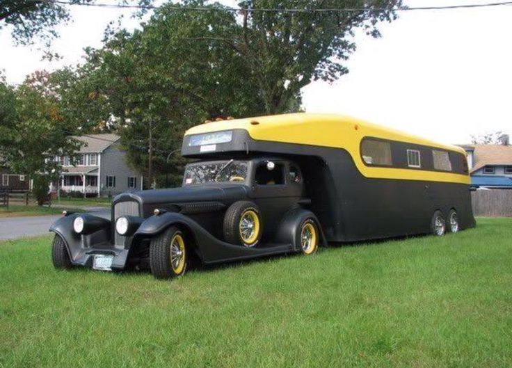 Now THAT'S a cool ride!!!